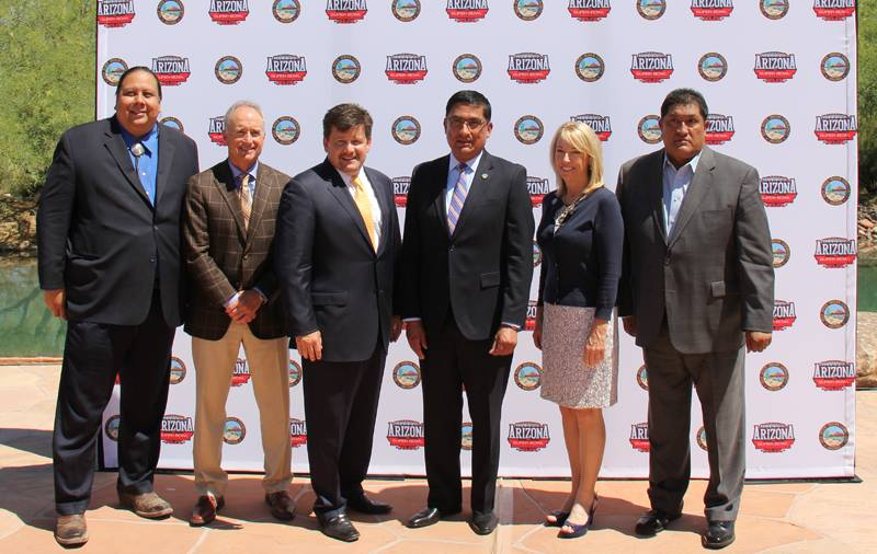 Arizona Super Bowl Committee Partners with Gila River Indian Community