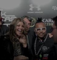 Black Eyed Peas Super Bowl Party
