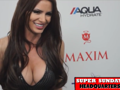 Maxim Super Bowl Party NYC 2014