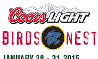 Coors Light Bird's Nest