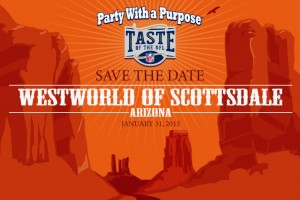 Taste of the NFL 24th Annual Party With a Purpose - Scottsdale, AZ