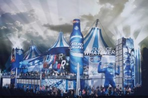The Bud Light House of Whatever Super Bowl Party in Phoenix, AZ