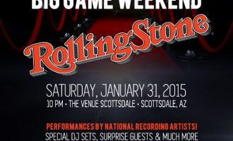 Rolling Stone Super Bowl Party 2015 Arizona