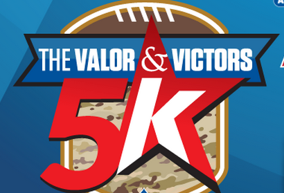 The Valor & Victors 5K Run Super Bowl Party