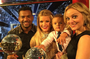 """Watch our Super Bowl Party interview with New """"Dancing with the Stars"""" Champ Alfonso Ribiero"""