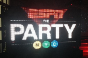 ESPN Super Bowl Party