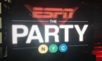 ESPN Super Bowl Party Westworld Arizona 2015