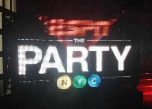 ESPN Super Bowl Party Westworld Arizona 2015