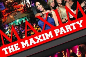 The MAXIM Super Bowl Party