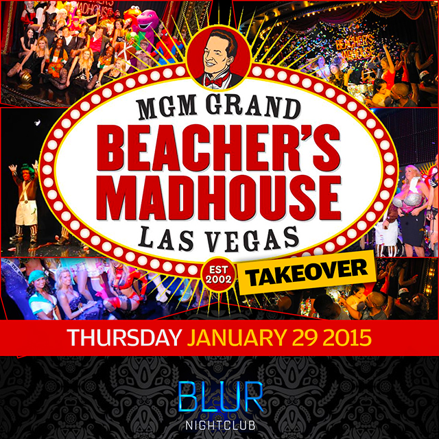 Beacher's Madhouse Super Bowl XLIX