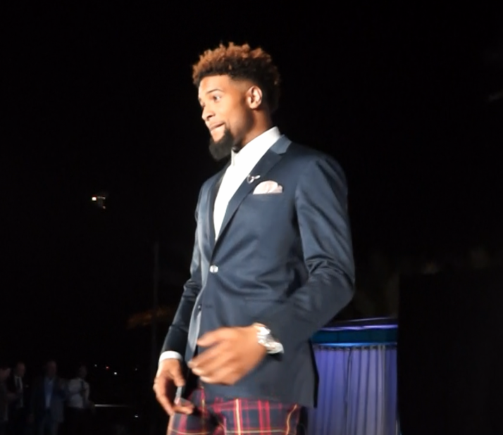 Odell Beckham Jr.Super Bowl Party