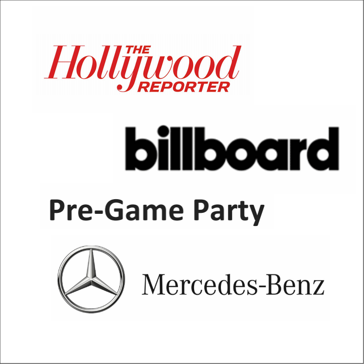 Hollywood Reporter Billboard Super Bowl Party