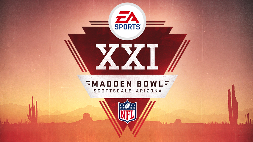 Madden Bowl XXI Super Bowl Party Arizona