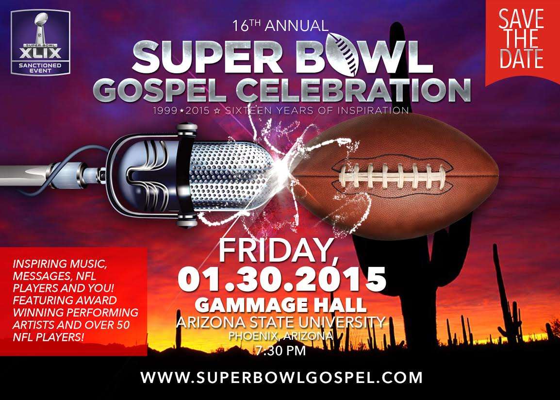 Super Bowl Gospel Celebration 2015 Arizona