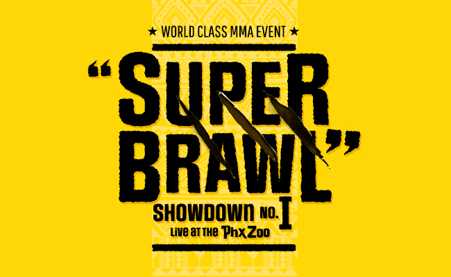 Super Brawl MMA Super Bowl Party