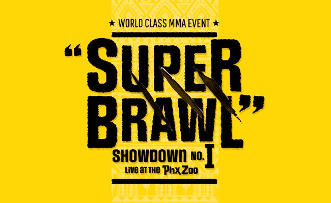 Super Brawl MMA Super Bowl Party