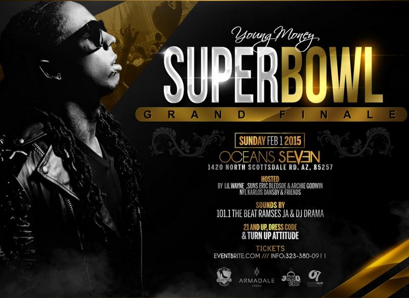 Young Money Super Bowl Grand Finale