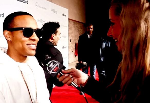 Bow Wow Billboard Hollywood Reporter Super Bowl Party
