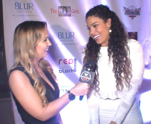 Jordin Sparks Super Bowl Party Arizona