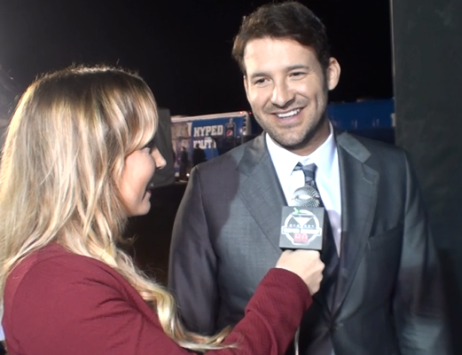 Tony Romo Directv Super Saturday Night Rihanna Super Bowl Party