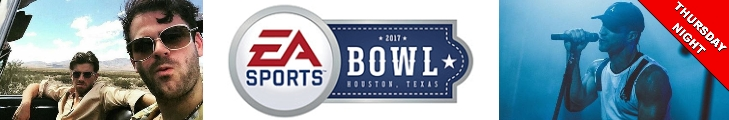 EA Sports Bowl Club Nomadic Houston Super Bowl Party 2017