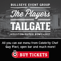 The Players Tailgate Houston Super Bowl Party 2017