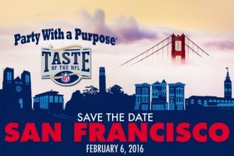 2016 Taste of The NFL Super Bowl Party San Francisco