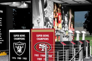 """The 50 Tour: Champions of the Bay"" to Showcase 49ers & Raiders Lombardi Trophies at Events"