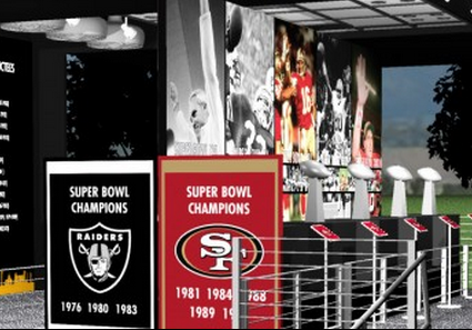 50 Tour Champions of the Bay - Super Bowl 50