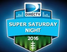 DirecTV Super Saturday Night 2016 Super Bowl 50 San Francisco Bay Area