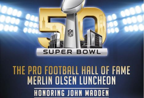 John Madden Pro Football HOF