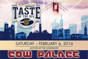 Taste of The NFL Super Bowl 50 Party