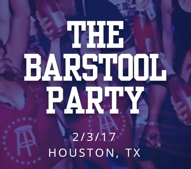 FRIDAY NIGHT'S INVITE-ONLY BARSTOOL SPORTS BASH HAS ASHANTI & JA RULE!!