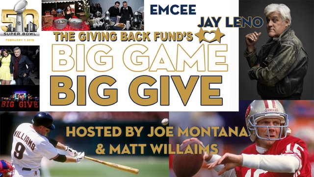 Big Game Big Give 2016 Super Bowl Party