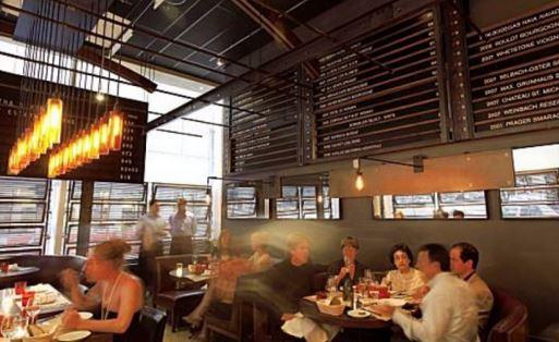 On The Fifty Michael Minna Super Bowl 50 Restaurant