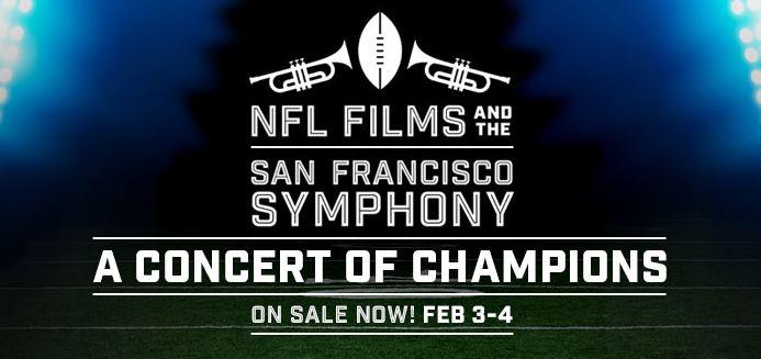 Super Bowl 50 Concert of Champions NFL Symphony