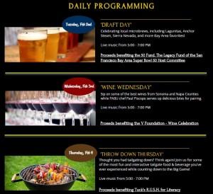 Daily Programing