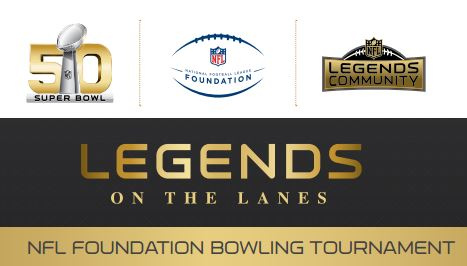 Legends on The Lanes Bowling Tournament