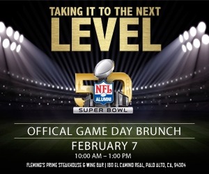 NFL Alumni Gameday Brunch 2016
