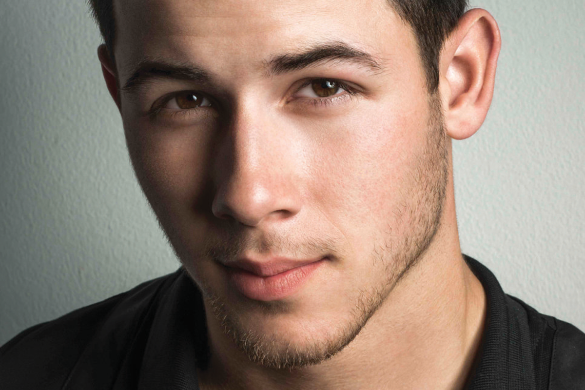 Nick Jonas ESPN Super Bowl Party
