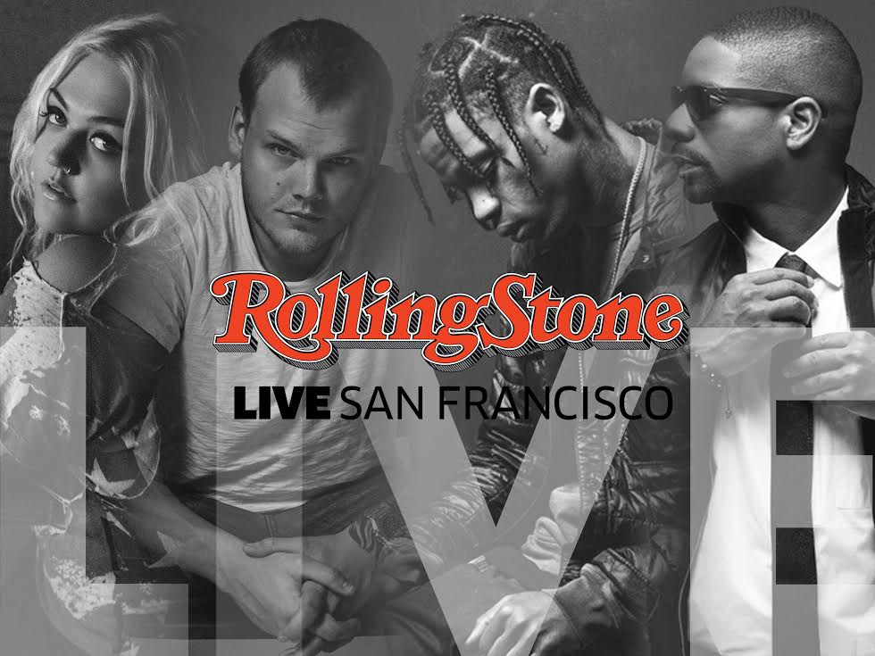 Rolling Stone Super Bowl Party SF Design Center