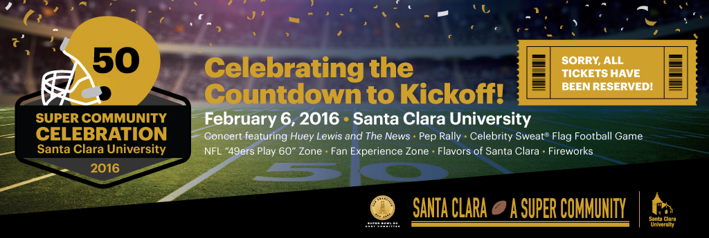 Super Community Celebration Super Bowl 50 Party