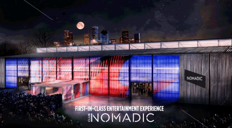 Club Nomadic Super Bowl Party