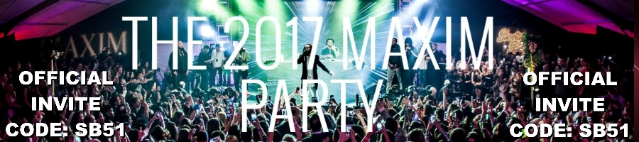 Maxim Super Bowl Party Houston Tickets