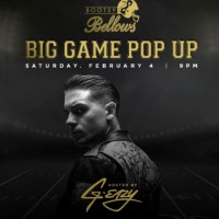 Bootsy Bellows G Eazy Super Bowl Party 2017 Houston Tickets