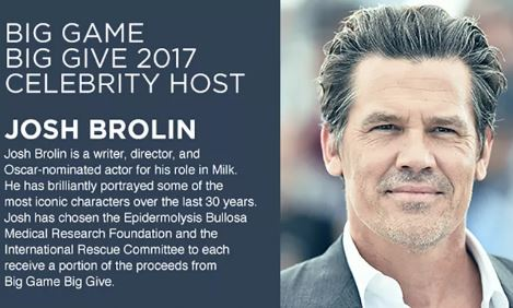 Josh Brolin Super Bowl Party Houston 2017