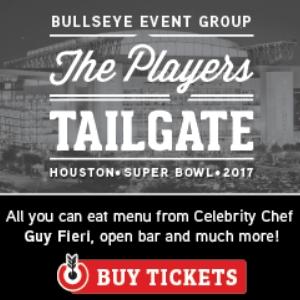 Guy Fieri's INSANE $700 Super Bowl Tailgate Menu in Houston 2017