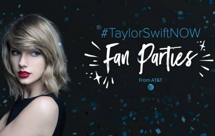Taylor Swift Super Bowl Party Houston 2017 DirecTV Tickets ATT
