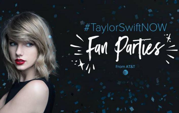 Taylor Swift Super Bowl Party Houston 2017 DirecTV Tickets ATT
