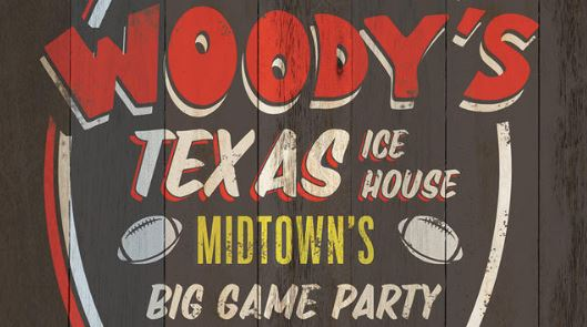 Woody's Texas Super Bowl Parties Houston